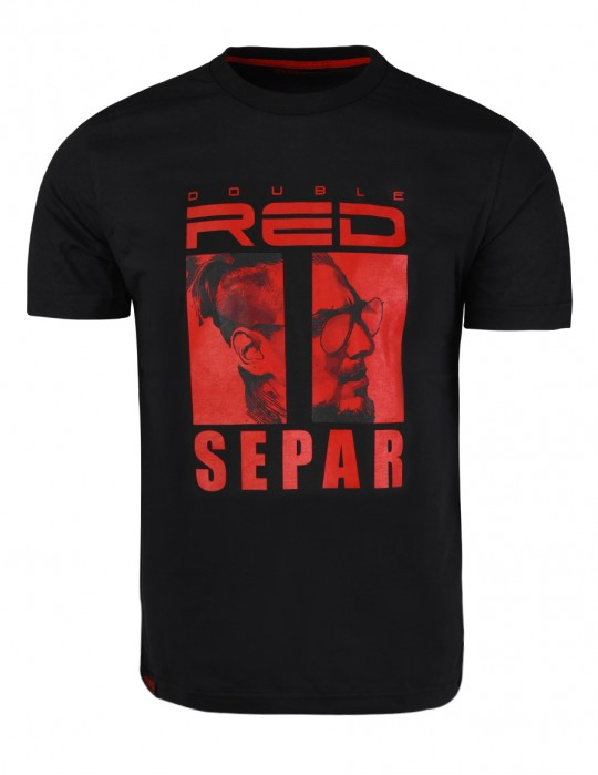 Limited Edition SEPAR T-shirt  Black