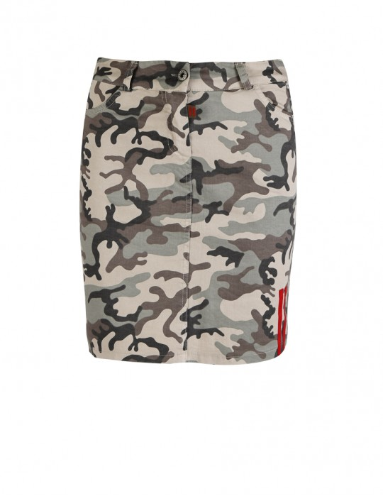 Limited Camo Sweatskirt