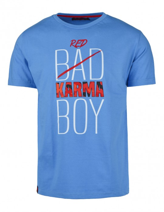 RED KARMA BOY T-shirt