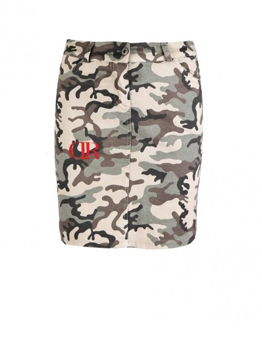 Limited Camouflage Sweatskirt