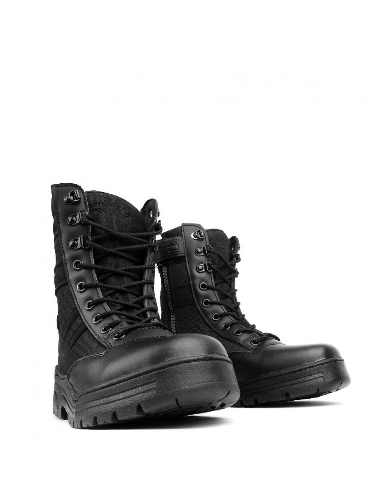 boots all black edition desert