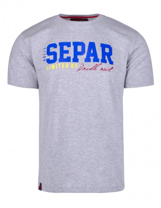 Limited Edition SEPAR T-Shirt Grey