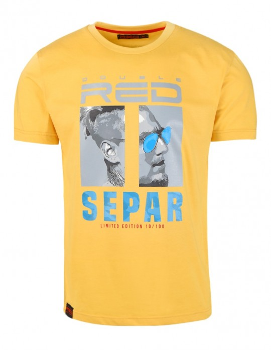 Women´s Limited Edition SEPAR T-Shirt Yellow