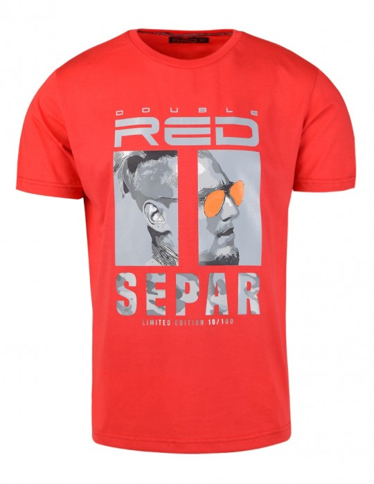 Women´s Limited Edition SEPAR T-Shirt Red