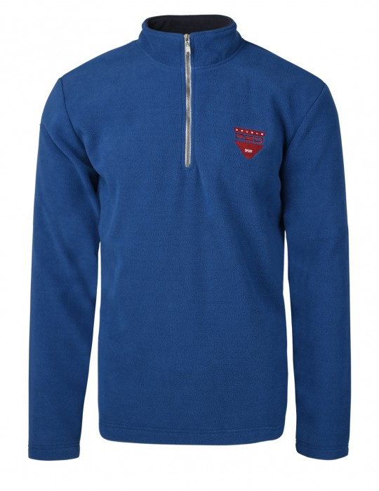 Men's Fleece Jacket Blue