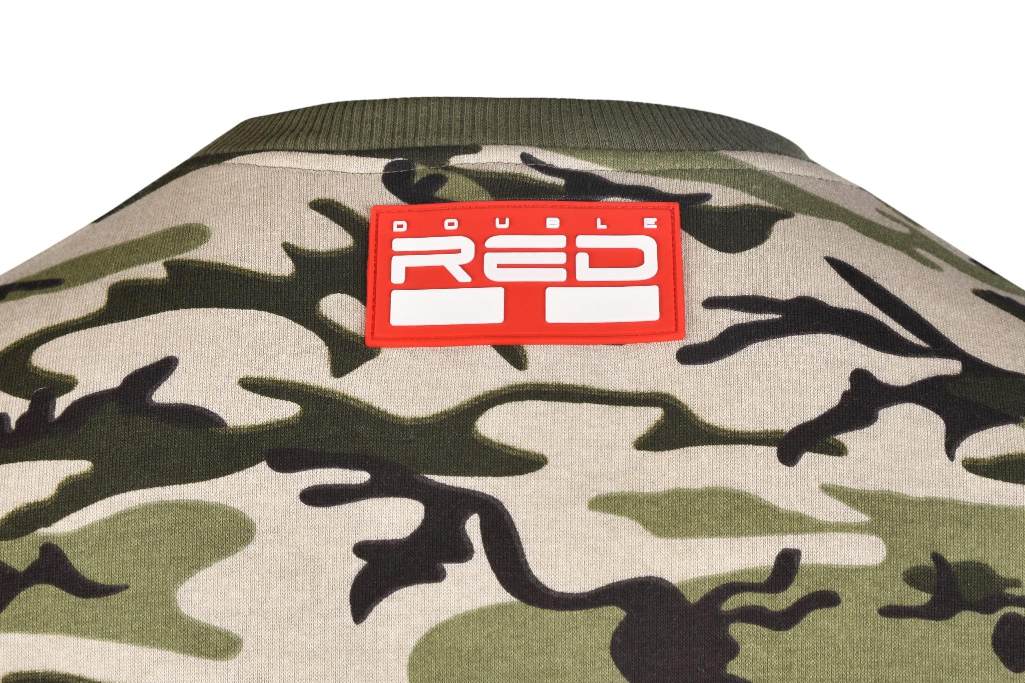 United Cartels Of Red UCR Green Camo Sweatshirt