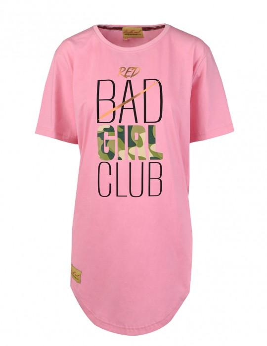 RED GIRL CLUB T-shirt