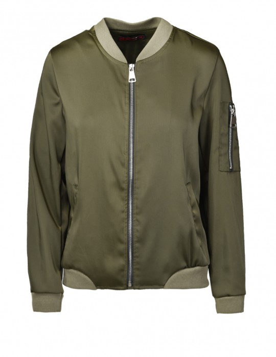 Flight Jacket Olive