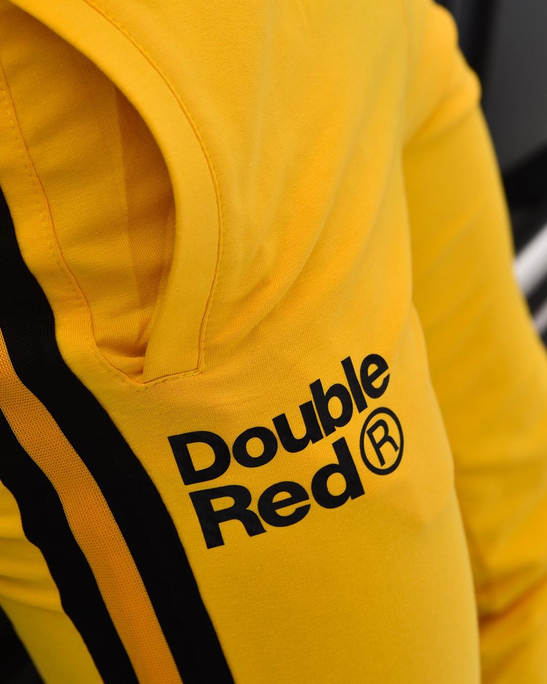 Sweatpants KUNG FU Master Yellow