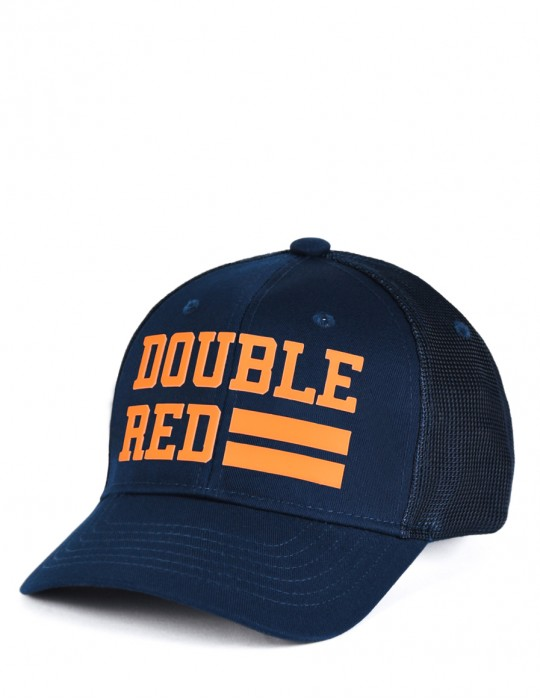 Trucker Cap UNIVERSITY OF RED Black/Orange
