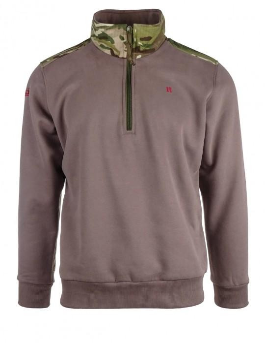 Grey sweatshirt SOLDIER