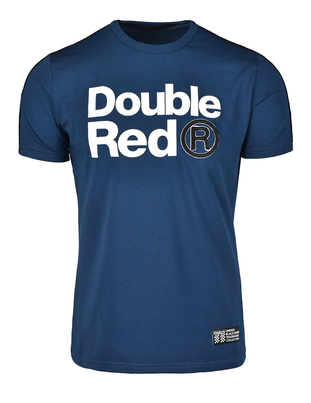 T-Shirt TRADEMARK B&W Edition Dark Blue