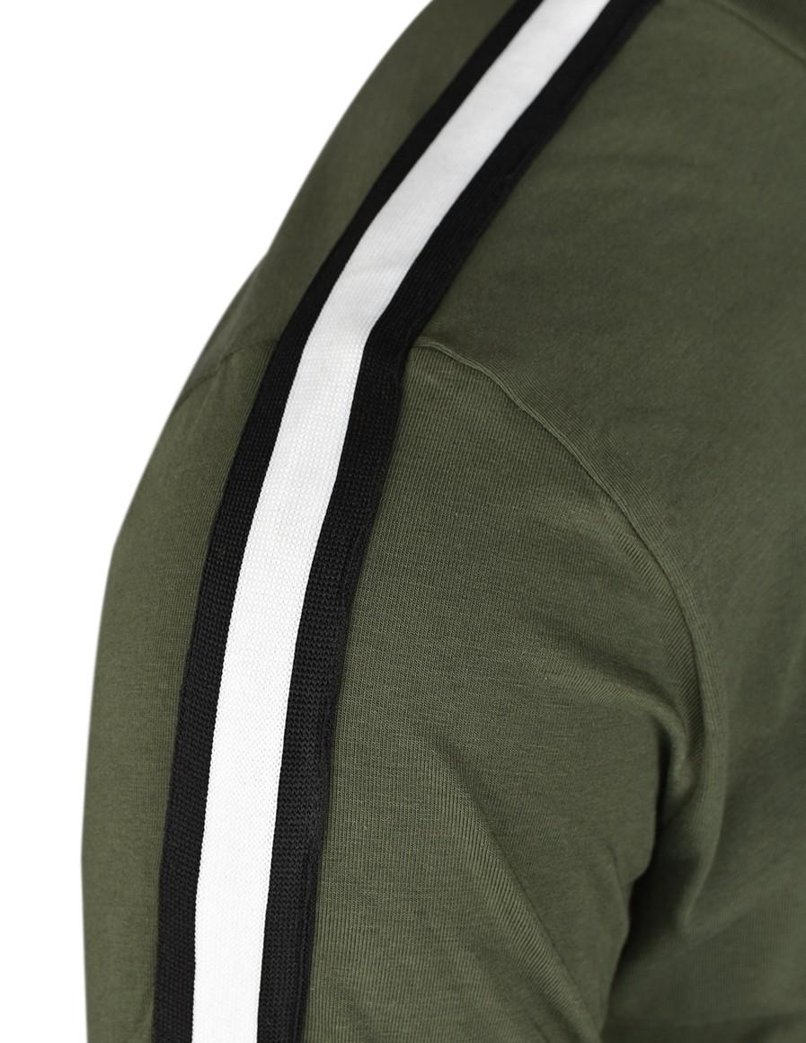 T-Shirt TRADEMARK B&W Edition Green