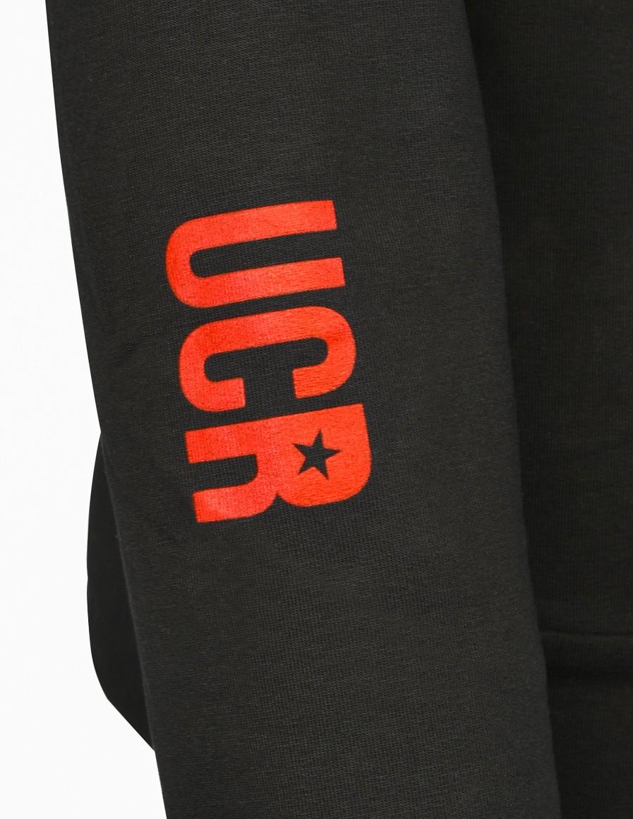 United Cartels Of Red UCR Black Hoodie