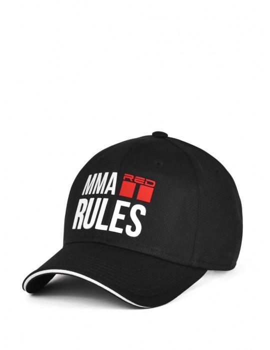 MMA RULES B&W™ Cap