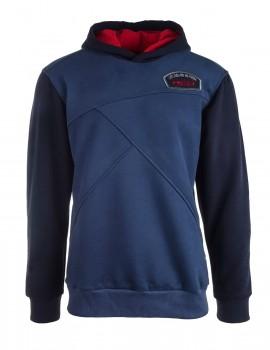 Dark blue hoodie LHNR