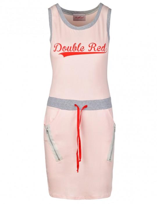 Street Babe Sports Dress Pink