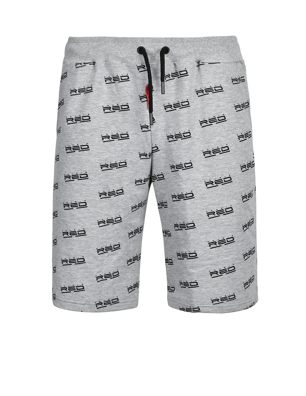 UTTER Shorts FULL LOGO Melange Grey
