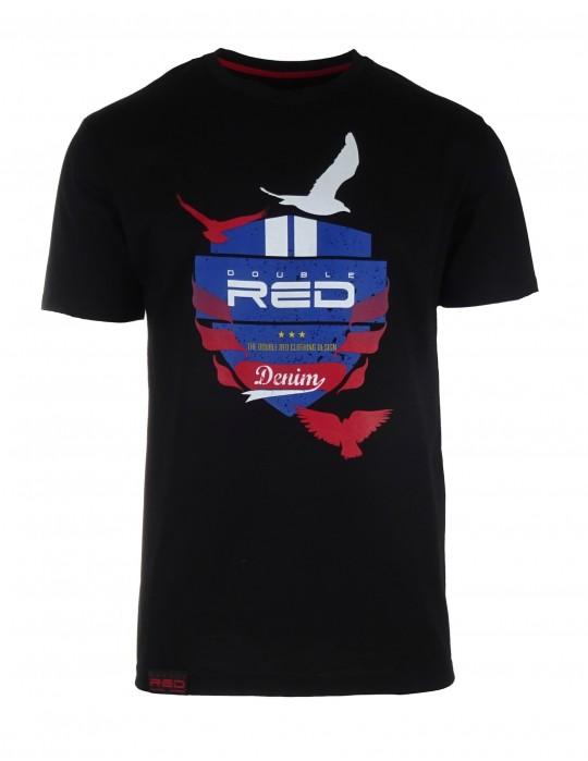 Black T-shirt DR Denim