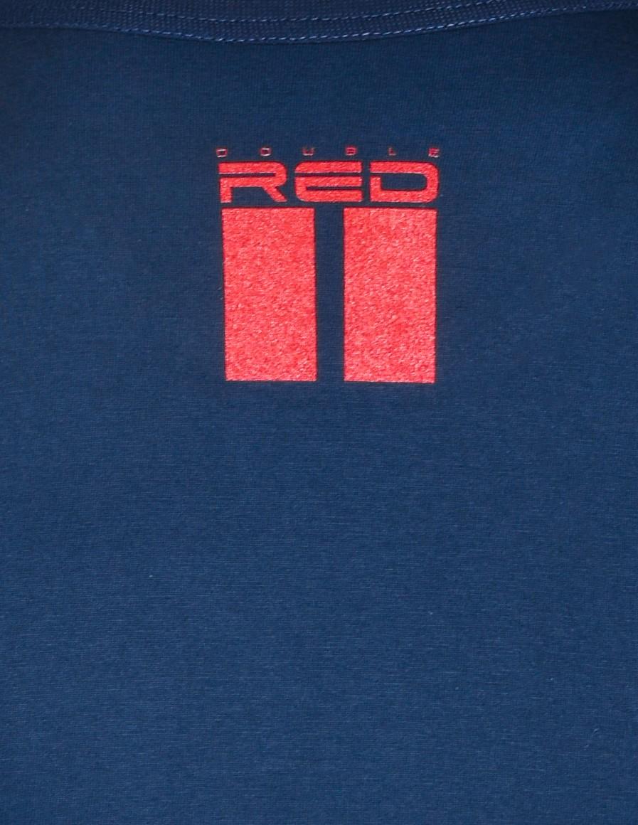 T-shirt ALL LOGO Dark Blue