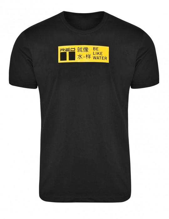 T-shirt KUNG FU Master Black