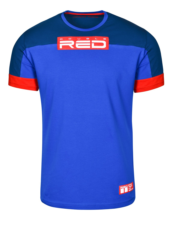 T-shirt GLORIOUS Blue