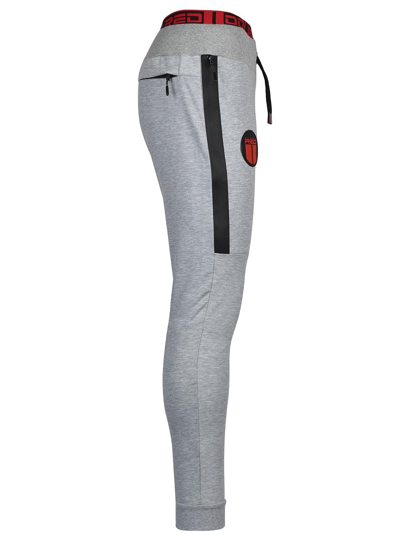 Sweatpants Sport Is Your Gang Melange Light Grey