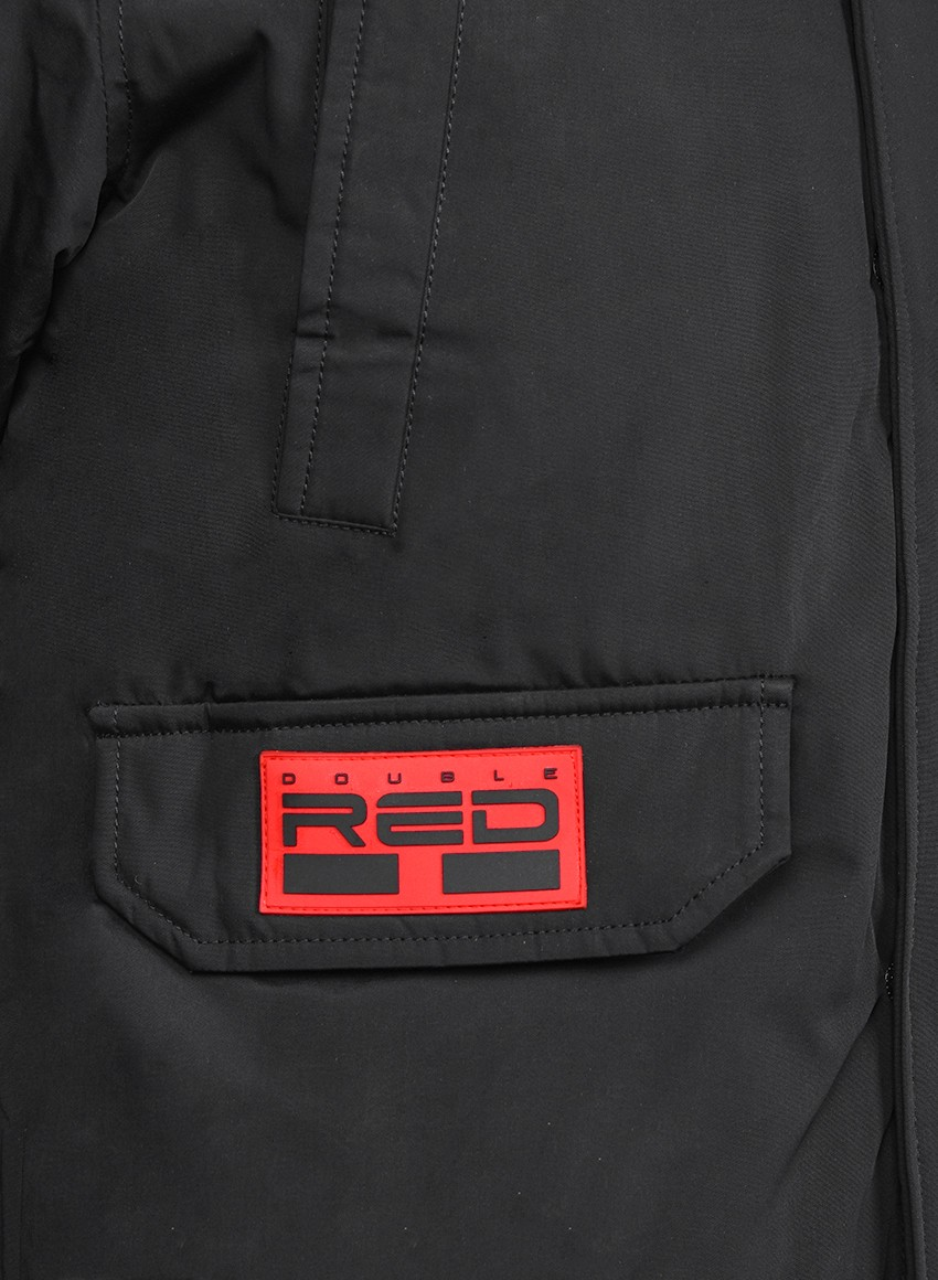 STREET HERO Jacket Winter Edition Black