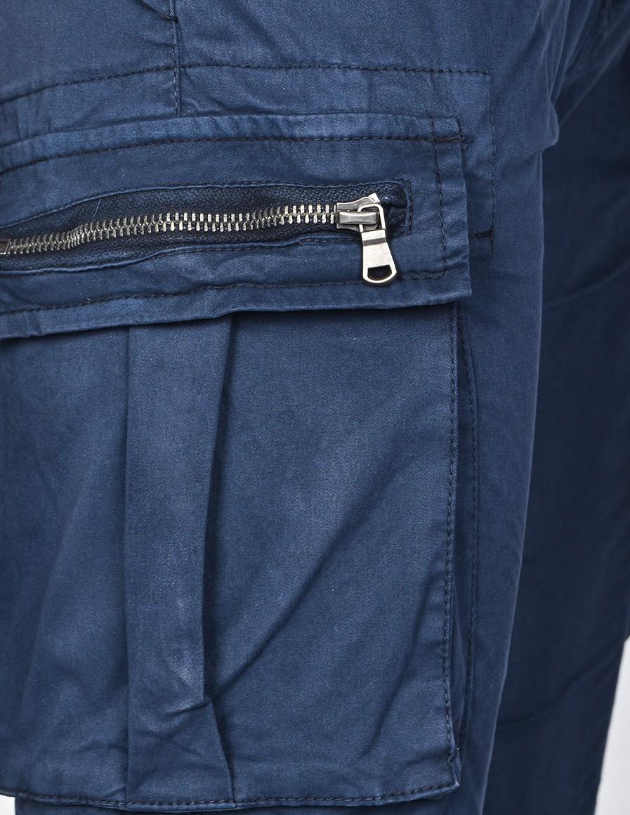 Street Hero Pants Blue
