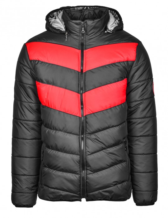 STING Jacket Black