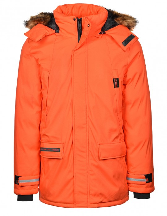 AVALANCHE Parka Orange