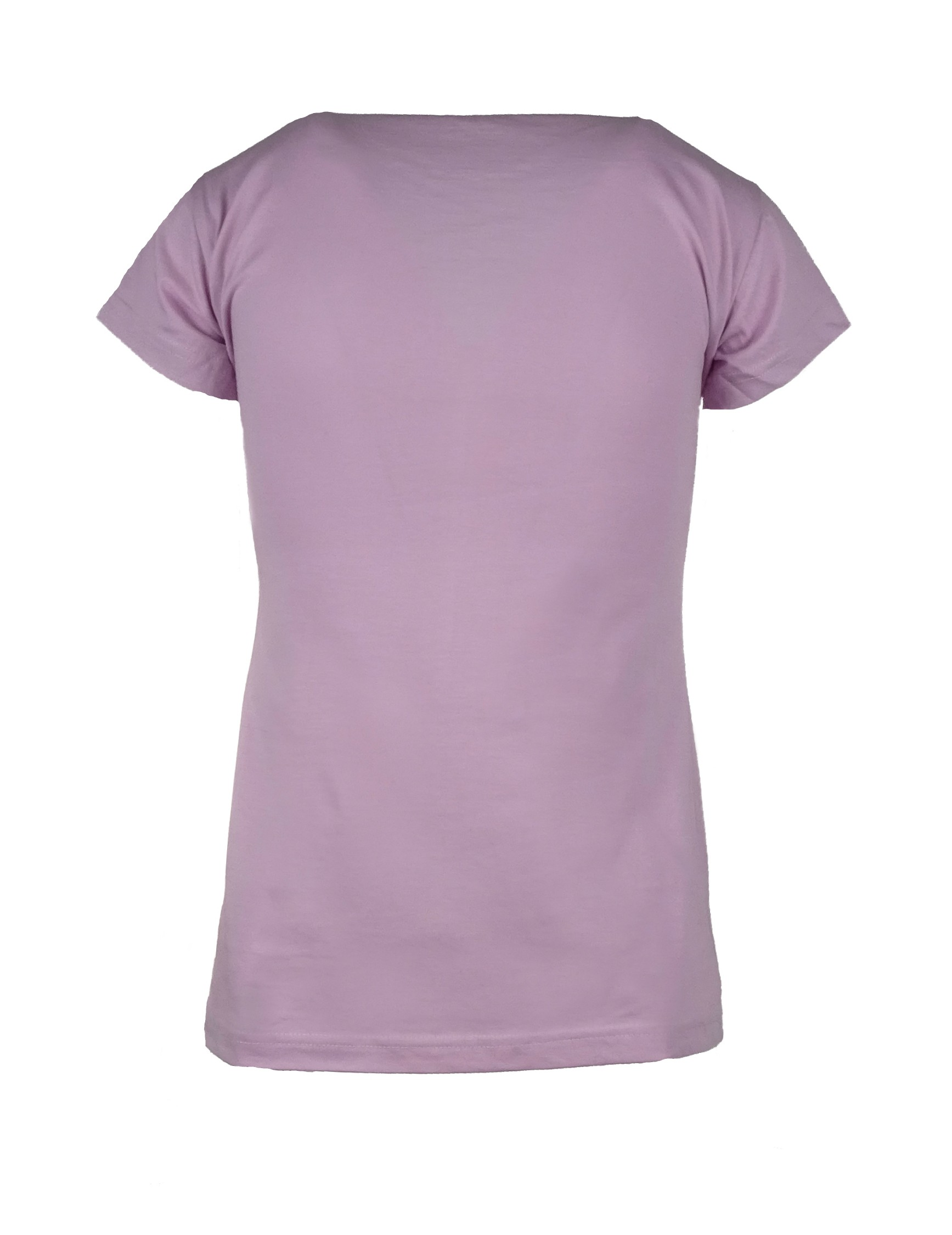 Pink T-shirt Double Red Basic - Double Red