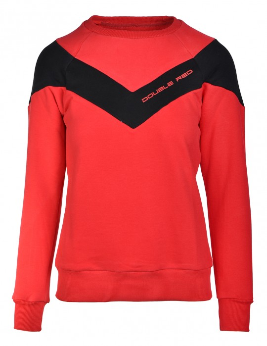 Sweatshirt MÉRIBEL Red
