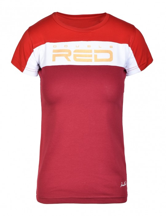 T-Shirt OUTSTANDING Red/Bordeaux