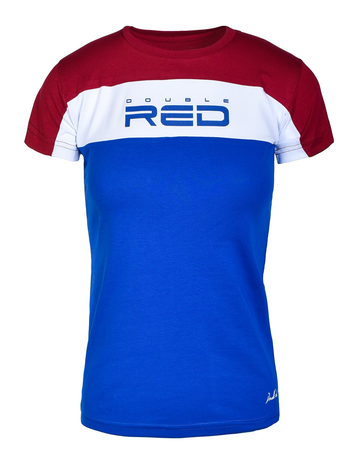 T-Shirt OUTSTANDING Red/Blue