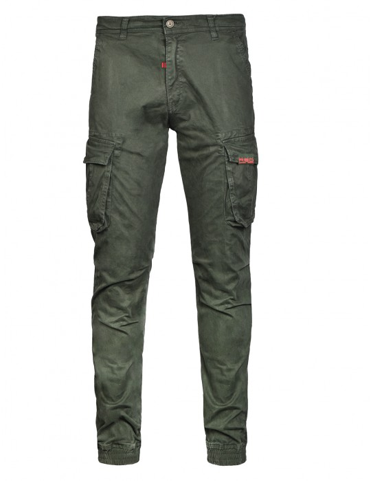 Street Hero Pants Army Green