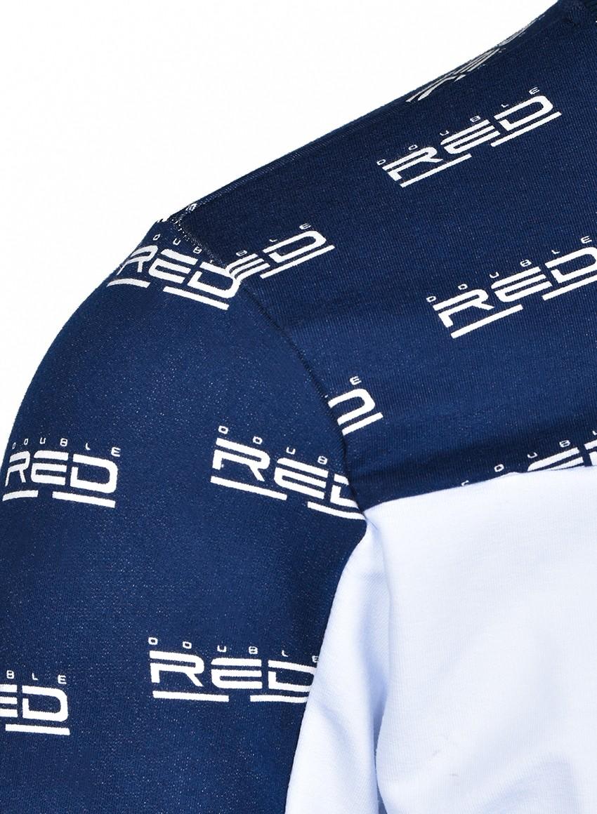 Sweatshirt UTTER FULL LOGO Blue