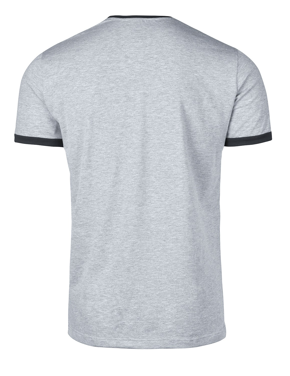 T-Shirt LOGO VISION Light Grey