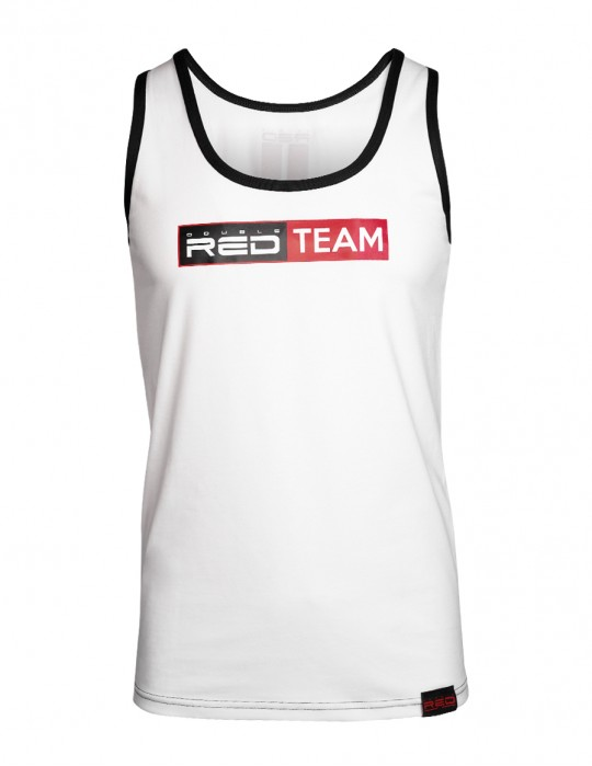 RED TEAM Tank Top White Special