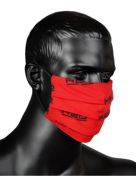 REDLIVE RESCUER Full Logo Red
