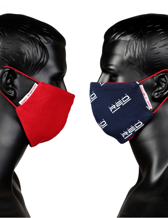 REDLIVE RESCUER DOUBLE FACE Blue/Red