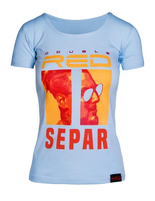SEPAR T-shirt Light Blue
