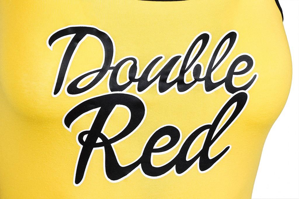 RED BODY Yellow