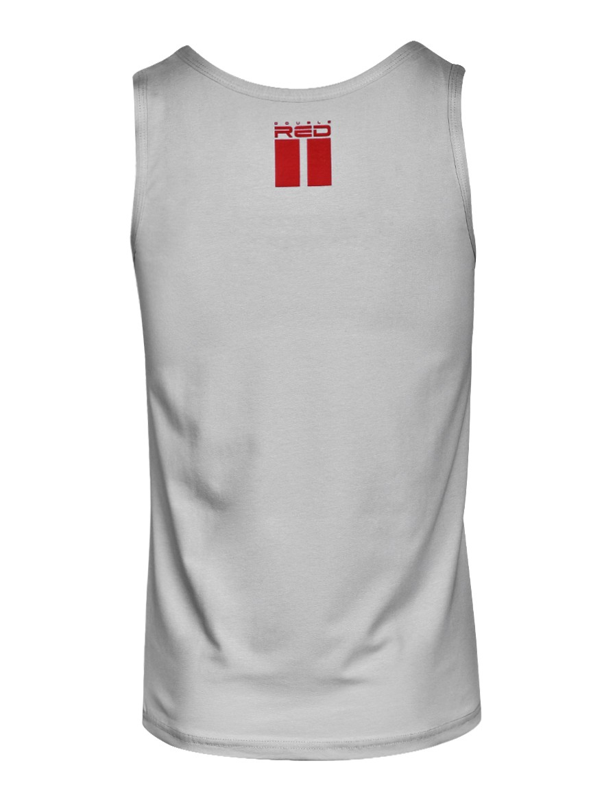 RED TEAM Tank Top Grey