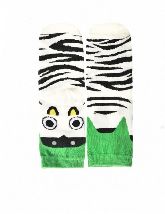 KID Fun Socks Zebra