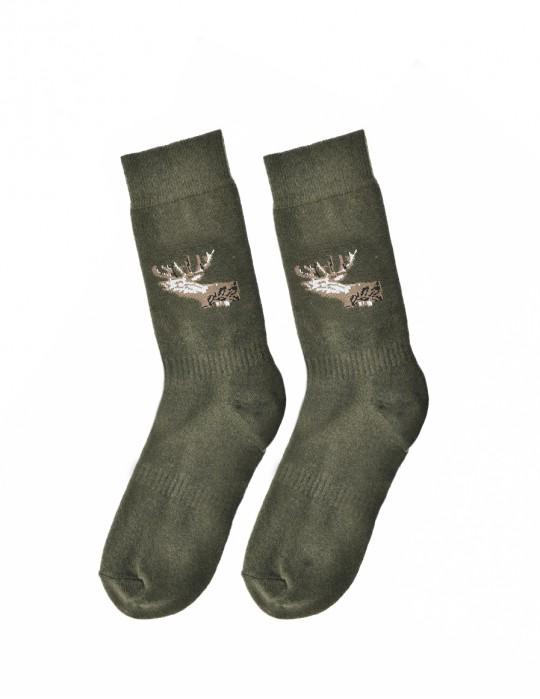 Men's FUN Socks Reindeer