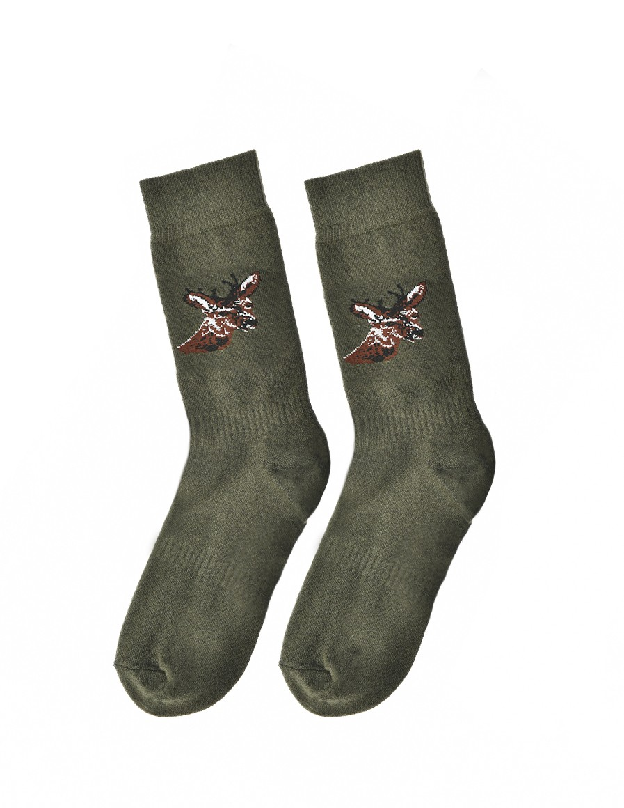Men's FUN Socks Doe