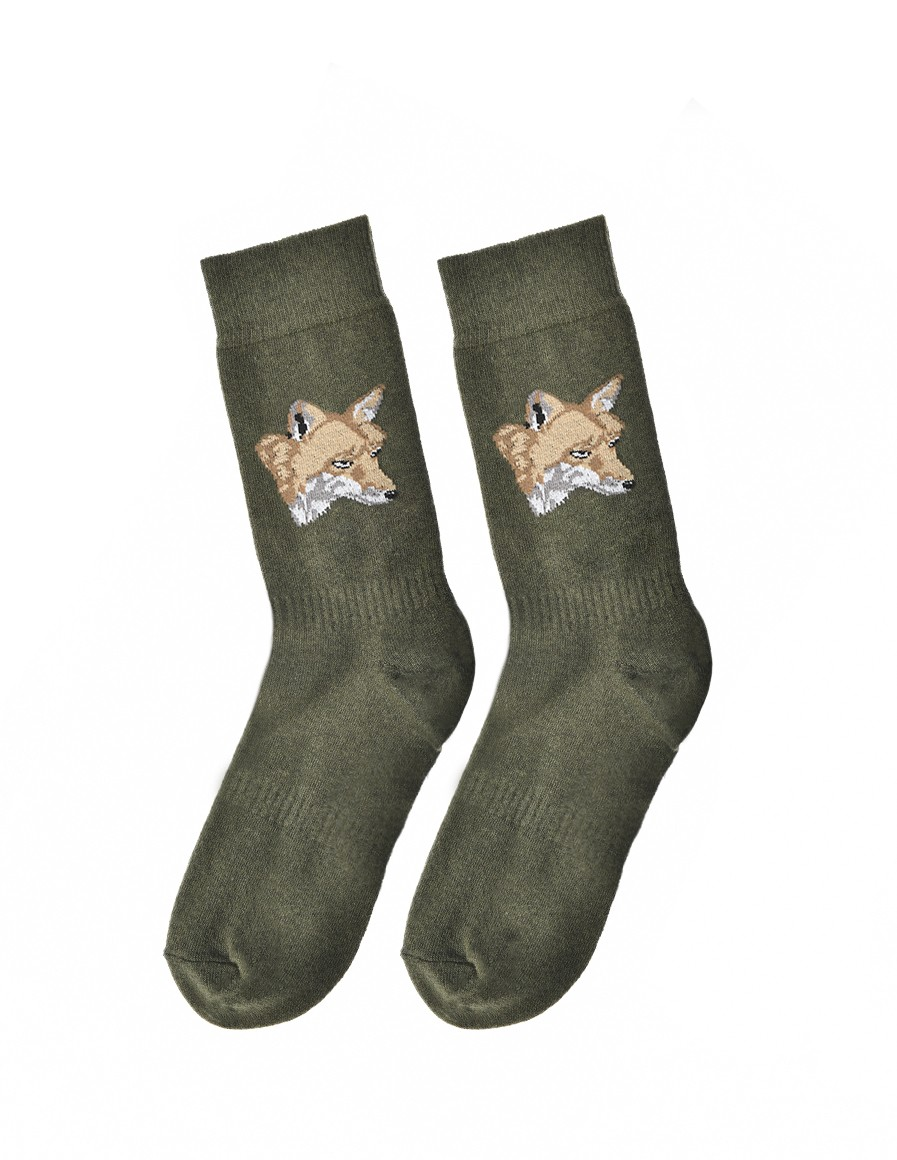 Men's FUN Socks Fox
