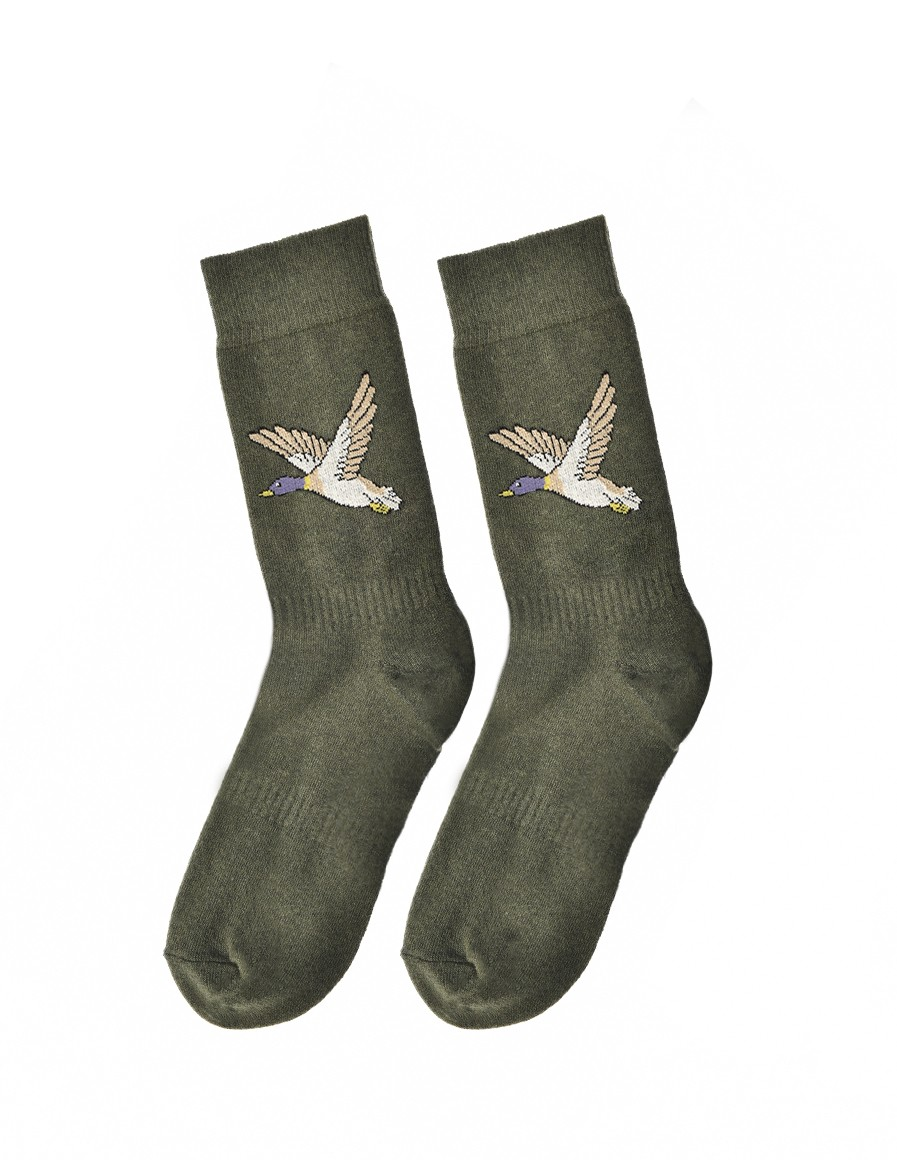 Men's FUN Socks Ducks
