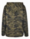 Hoodie Green Camo Collection GOLD
